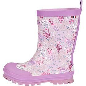 Viking Footwear Mimosa Kozaki Dzieci, violet/multi